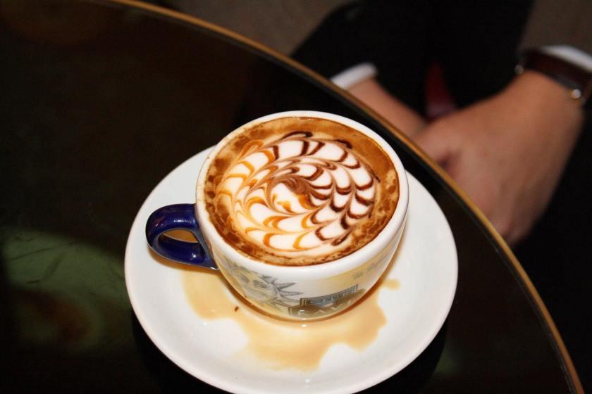 cappucino breakfast n business blog
