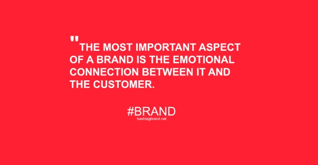#BRAND Quote Steve Forbes CREATE AN EMOTIONAL CONNECTION #BRAND