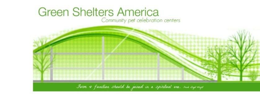 green shelter